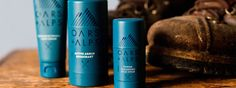 Oars & Alps, a Skincare Line for the Outdoor Dude
