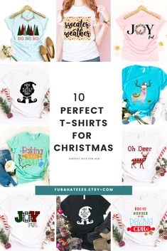Cute, Funny, Kawaii T-shirts That make you Happy by FurahaTeees - Perfect shirts for the festive season. Makes a great Christmas Gift for some one who would love som - Teacher Christmas Gifts, Christmas Gift Guide, Perfect Christmas Gifts, Teacher Gifts, Holiday Gifts, Sister Gifts, Best Friend Gifts, Best Gifts, Scandinavian Gnomes