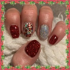 Jewels Dips- Custom Dip Powders for Nails by JewelsDips Christmas Manicure, Holiday Nails, Dip Nail Colors, Color Nails, Gel Nails, Acrylic Nails, Nail Polish, Nail Dipping Powder Colors, Celebrity Nails