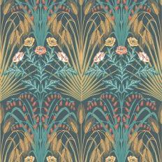 ba0c465dfbf Botanical ~ Botanica - Cole and Son - Au Fil des Couleurs - Au fil des  Couleurs. Papier Peint MulticoloreTableaux D inspirationSarcelleBleu ...