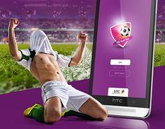 """Check out new work on my @Behance portfolio: """"STC Sport Plus   UI/UX Mobile app"""" http://be.net/gallery/44089903/STC-Sport-Plus-UIUX-Mobile-app #stc #app #ui #ux #ui/ux #design #ksa #football #art #ball #ios #mobile #mobileapp #sport #karimstudio #karimabdalbaky #2016"""