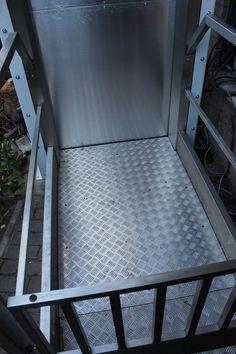 FAHRSTUHL bis-200cm ROLLSTUHL LIFT HEBEBÜHNE PLATTFORMLIFT AUFZUG TREPPENLIFT | eBay