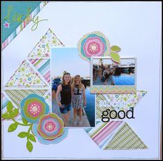 scrapbooking - for the love of paper: Use it or Lose It!
