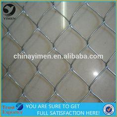 stainless steel chain link mesh for farm field gardening #Glass_Screen, #garden