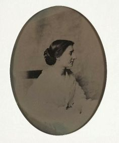 Title: Rosalie Riesener, 20 years old.  Artist: Riesener, Léon (Paris, 21/01/1808 - Paris, 25/05/1878)  1863