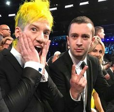 Twenty One Pilots <3 Grammy