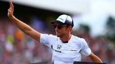 Belgian Grand Prix: Jenson Button pleased with qualifying display    Jenson Button says his ninth place on the grid at the Belgian Grand Prix came from one of the best laps of his 17-year career.   http://www.bbc.co.uk/sport/formula1/37196197