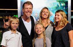 The Hetfield family