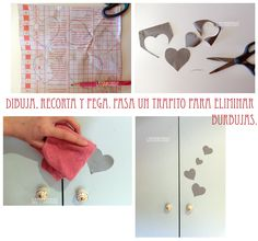 Crea tus propios Vinilos Decorativos. Make your own decorative vinyl. Very easy.