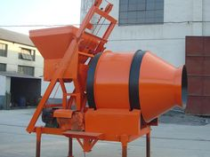 Mini concrete mixer for sale has easy operation and movement, and our mini portable cement mixers are favored by users with small concrete work to finish. Concrete Mixers, Chain Drive, Energy Consumption, Fix You, Construction, China, Tools, Easy, Building