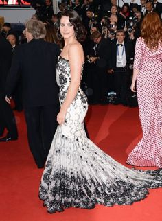 Lana Del Rey Cannes Film Festival 2013
