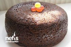 Sponge Cake Recipes, Cookie Recipes, Pasta Cake, Recipe Mix, Pudding Cake, Turkish Recipes, Desert Recipes, No Bake Desserts, Cake Cookies