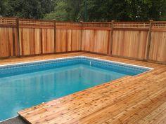 der sonnigste platz im garten ist ideal f r den einbau eines pools foto djd d w pool. Black Bedroom Furniture Sets. Home Design Ideas