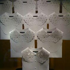 Louis Vuitton window display:)
