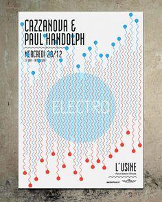 fermin guerrero - typo/graphic posters
