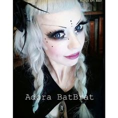 † Adora BatBrat † @adora_batbrat Waiting at a cafe...Instagram photo | Websta (Webstagram)
