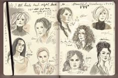 The women of the All Souls Trilogy
