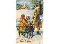 GOD JUL ADELE SÖDERBERG på Tradera.com - Julkort och påskkort | Allmänt