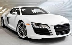 How could anyone not want to own an Audi R8? Not only is it an awesome car, it's the car Iron Man drives!