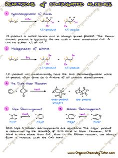 Chemistry Class 12, Organic Chemistry Tutor, Organic Chemistry Reactions, Study Chemistry, Chemistry Classroom, Chemistry Notes, Teaching Chemistry, Science Chemistry, Vsepr Theory