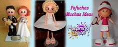 Fofuchas especiales http://hagamoscosas.com/fofuchas-ideas-fofuchas-donde-comprar-fofuchas/ #fofuchas #hagamoscosas