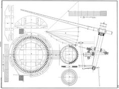 Building plan dutch windmill sail