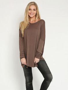 Φαρδιά μπλούζα - 13,99 € - http://www.ilovesales.gr/shop/fardia-blouza-104/