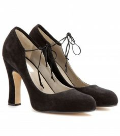mytheresa.com - Go Rain suede pumps - Luxury Fashion for Women / Designer clothing, shoes, bags