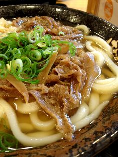 I am craving udon right now. You don't even know.