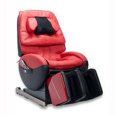 Inada HCP-R100A Yu-Me Massage Chair - Red  $5,299.00