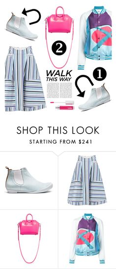 """""""Kick It: Chelsea Boots"""" by dorinela-hamamci ❤ liked on Polyvore featuring TRACEY NEULS, Agnona, Givenchy, Mira Mikati, Zelens, polyvoreeditorial, chelseaboots, polyvorecontest and polyvoreditorial"""