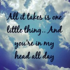 Always, quote, citat, wise words, the little thing, saying, true, photo, cloudy sky.