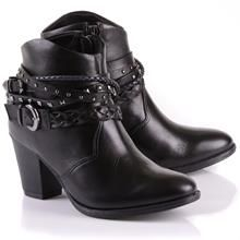 Bota cano curto com salto Boots Store, Cool Girl, Biker, Footwear, Ankle, Friends, Girls, Fashion, Combat Boots