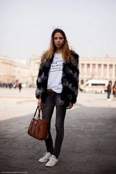 Stockholm street style-winter style ideas