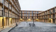 Wohnüberbauung Hagmannareal, Winterthur - weberbrunner architekten Winterthur, Student House, Architecture, Wood, Projects, Facades, Modern, Craft Business, Human Settlement