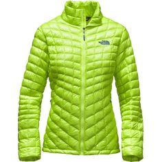 The North Face - Thermoball Insulated Jacket - Women's - Sharp Green
