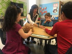 PK4 teacher Caroline Whitcomb was featured in The Augusta Chronicle for her teaching strategy with our young students that encourages learning through ample time spent outdoors.