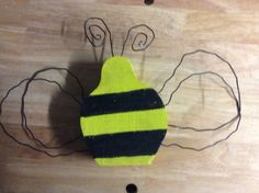 Bumblebee for my mantel  (04/11/15)