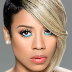 1000 Images About Hair Style On Pinterest Keyshia Cole