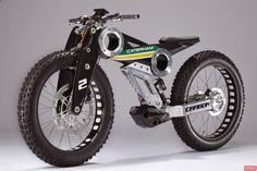 DAILY INSPIRATION: Caterham Carbon E-Bike