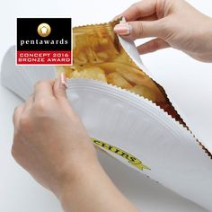 The world's leading packaging design competition. This globally accredited award is the definitive symbol of creative excellence in packaging. The edition of Pentawards will begin on 10 February Bronze Award, Design Competitions, Packaging Design, Concept, Packing, Design Ideas, Group, Food, Bag Packaging