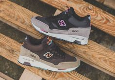 #sneakers #news  New Balance Releases More Mid Versions Of The 1500 Model