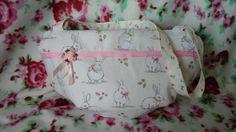 Curved rabbit bag 6 front
