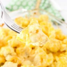 Cheesy Cauliflower C
