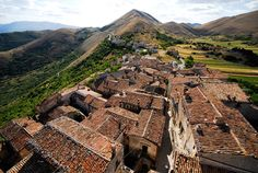 The little known-region of Abruzzo, Italy, has some truly stunning medieval villages