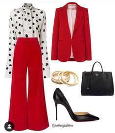 Shop this look. Design yours. Stylish Work Outfits, Business Casual Outfits, Cool Outfits, Business Wear, Work Fashion, Fashion Looks, Fashion Outfits, Womens Fashion, Classy Casual
