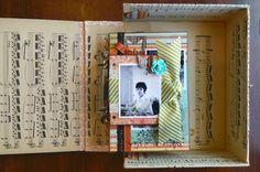 Блог магазина Ромашкино: Альбом воспоминаний из коробки.