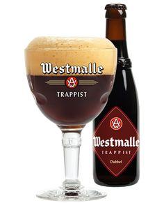 Westmalle Dubbel, Trappist Beer #belgianbeer