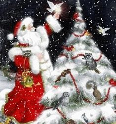 christmas glitter animations snow animations animated images page 24 - Animated Christmas Images