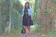 Fancy Dress   Jean Jacket